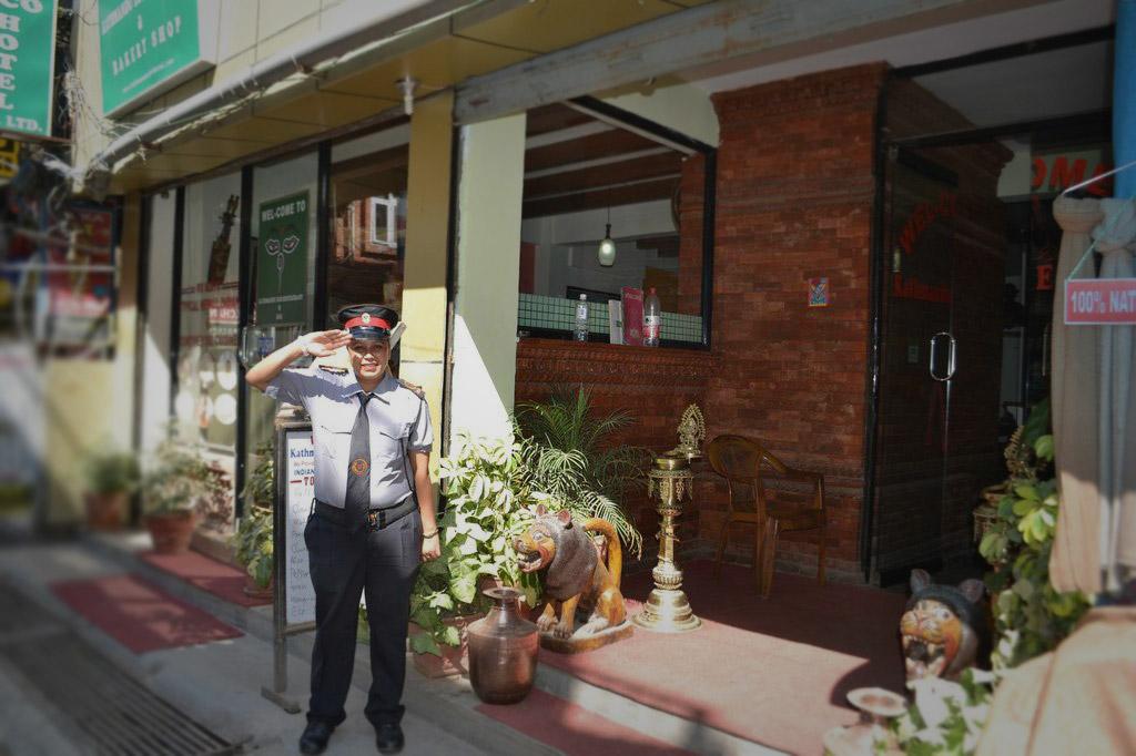 Kathmandu ECO Hotel Hotel in kathmandu,Nepal
