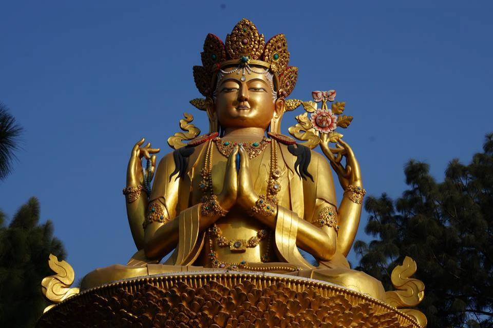 Buddha's 2562 Birthday