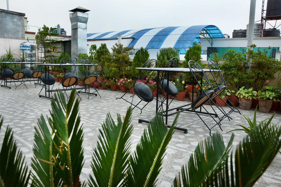 Kathmandu Eco Hotel Garden