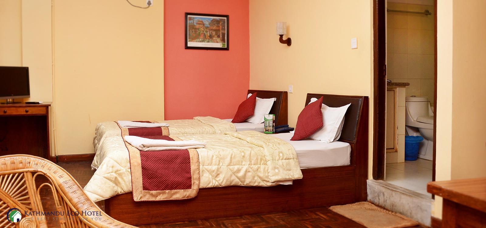 Deluxe Room  Kathmandu Eco Hotel