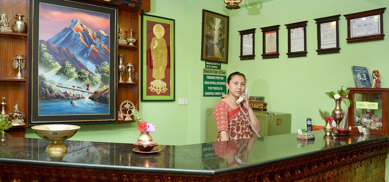 Welcome to Kathmandu Eco Hotel