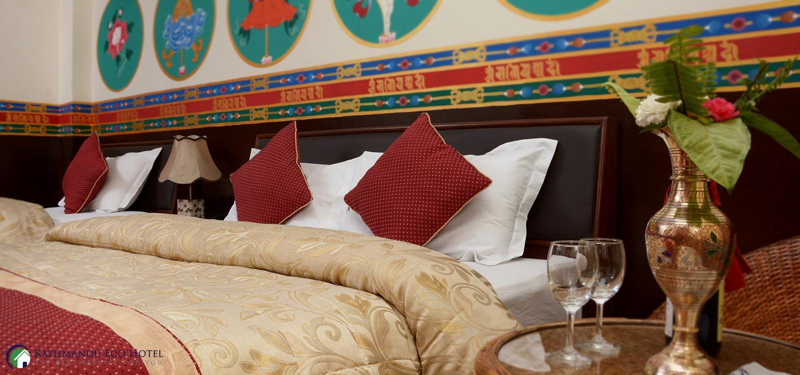 Eco Suite Room Kathmandu Eco Hotel