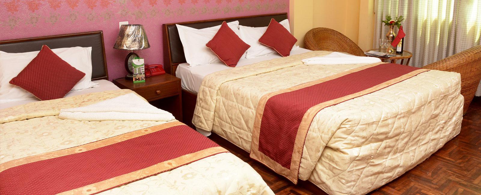 Kathmandu Eco Hotel Deluxe