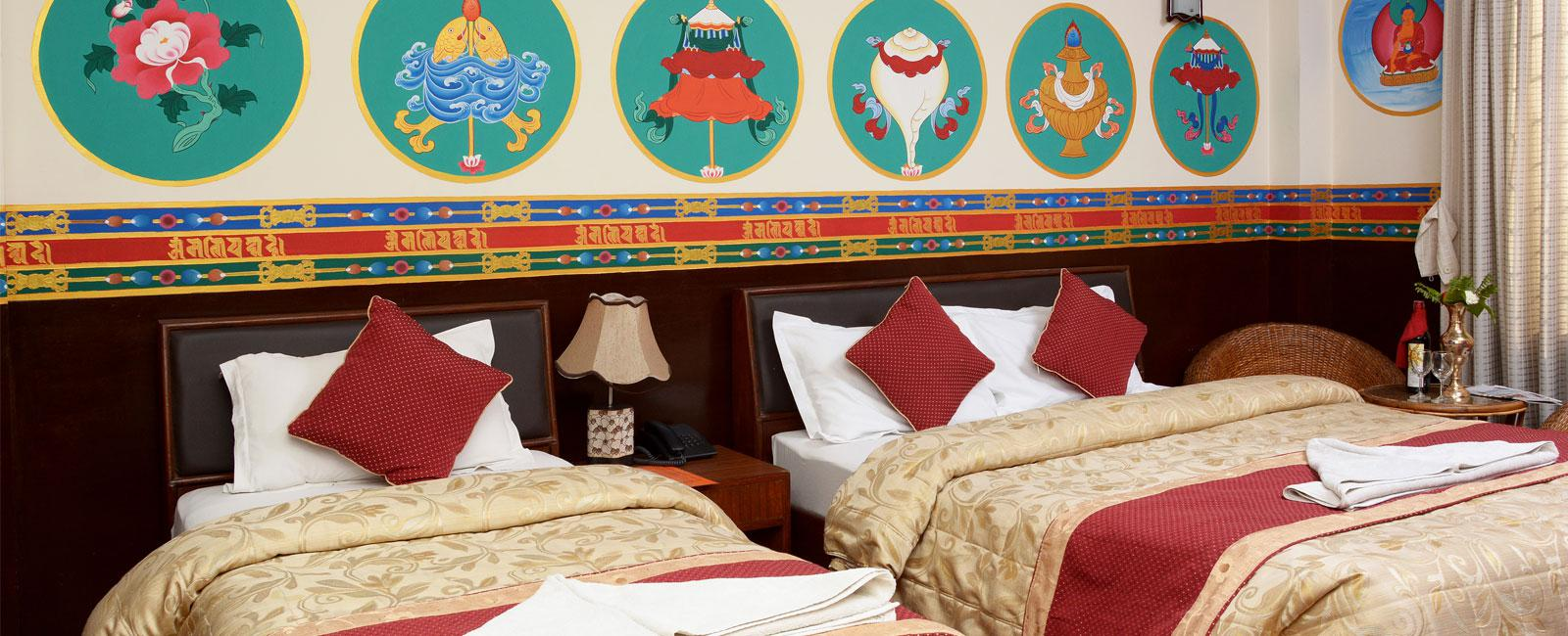 Kathmandu Eco Hotel Suite